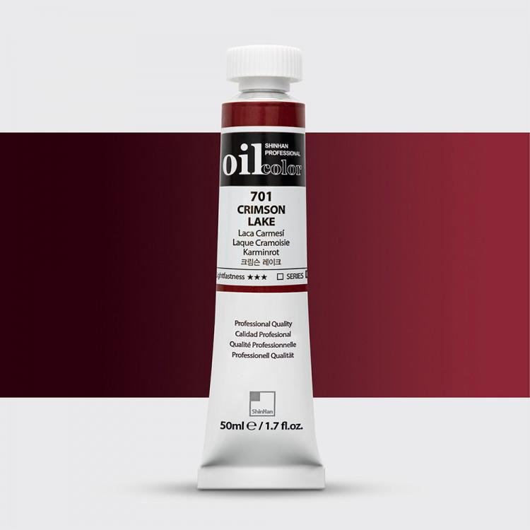 ShinHan : Oil Paint : 50ml : Crimson Lake