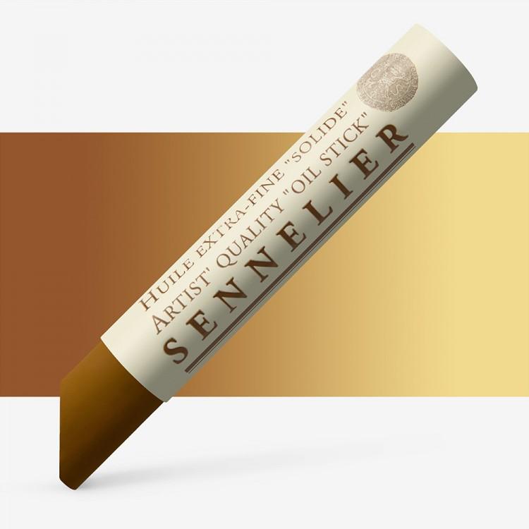 Sennelier : Oil Stick : 38ml : Raw Sienna