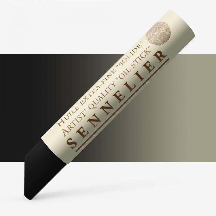 Sennelier : Oil Stick : 38ml : Vine Black