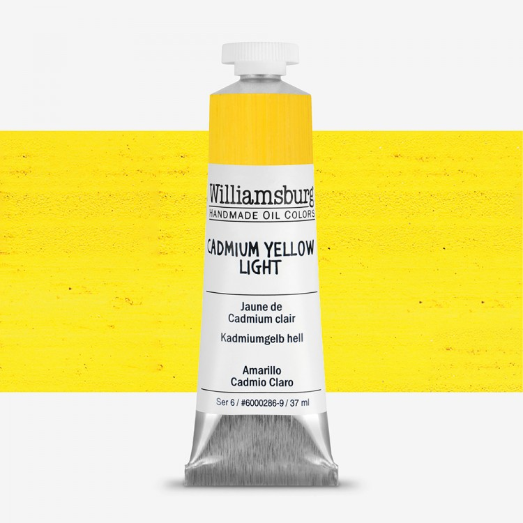 Williamsburg : Oil Paint : 37ml Cadmium Yellow Light