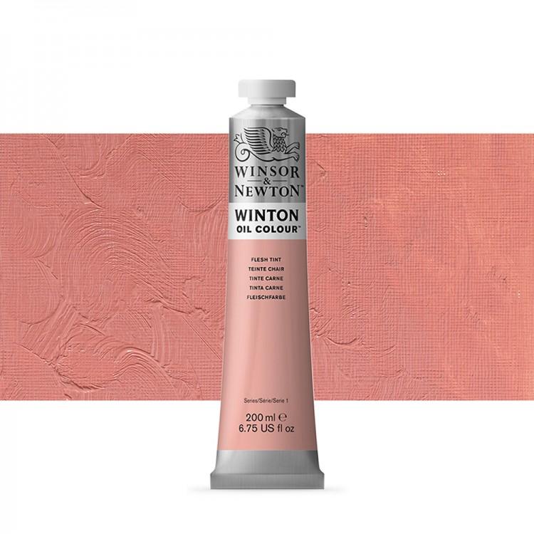Winsor & Newton : Winton Oil Paint : 200ml : Flesh Tint
