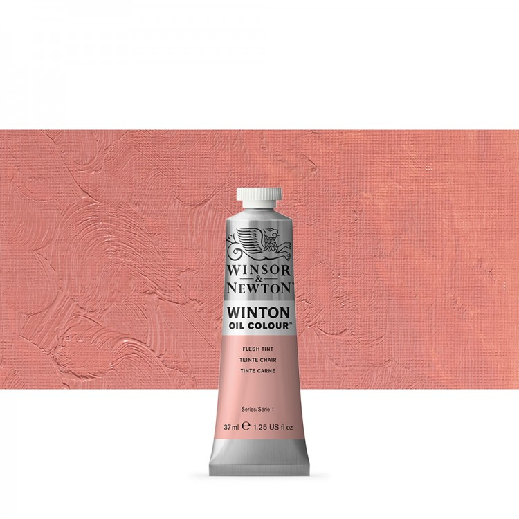 Winsor & Newton : Winton Oil Paint : 37ml : Flesh Tint