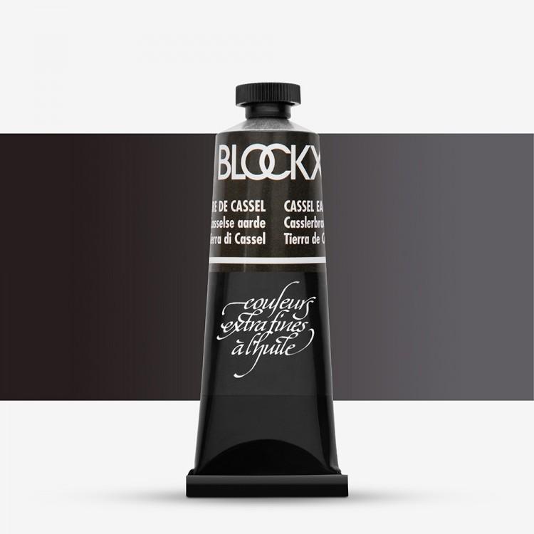 Blockx : Oil Paint : 35ml : Cassel Earth