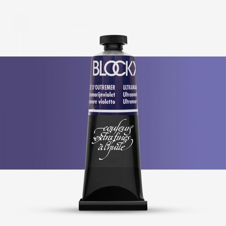 Blockx : Oil Paint : 35ml : Ultramarine Violet
