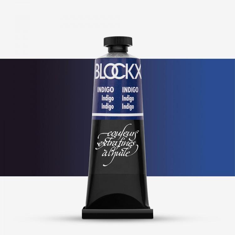 Blockx : Oil Paint : 35ml : Indigo