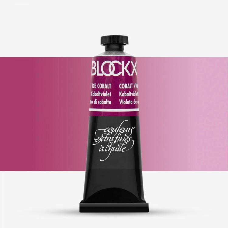 Blockx : Oil Paint : 35ml : Cobalt Violet