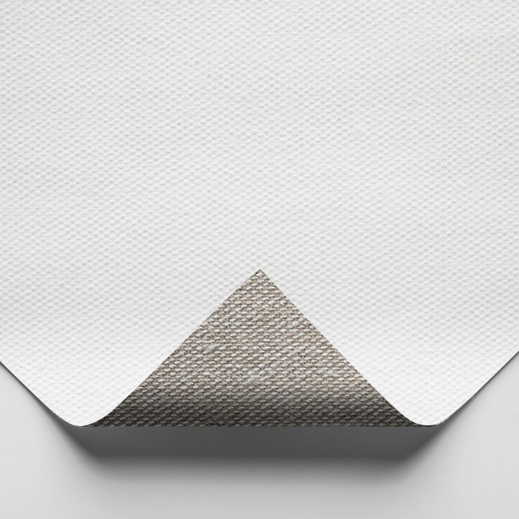 Belle Arti : Oil Primed Medium Linen : No. 536, 508gsm : 2.1 m wide : Per metre/Roll