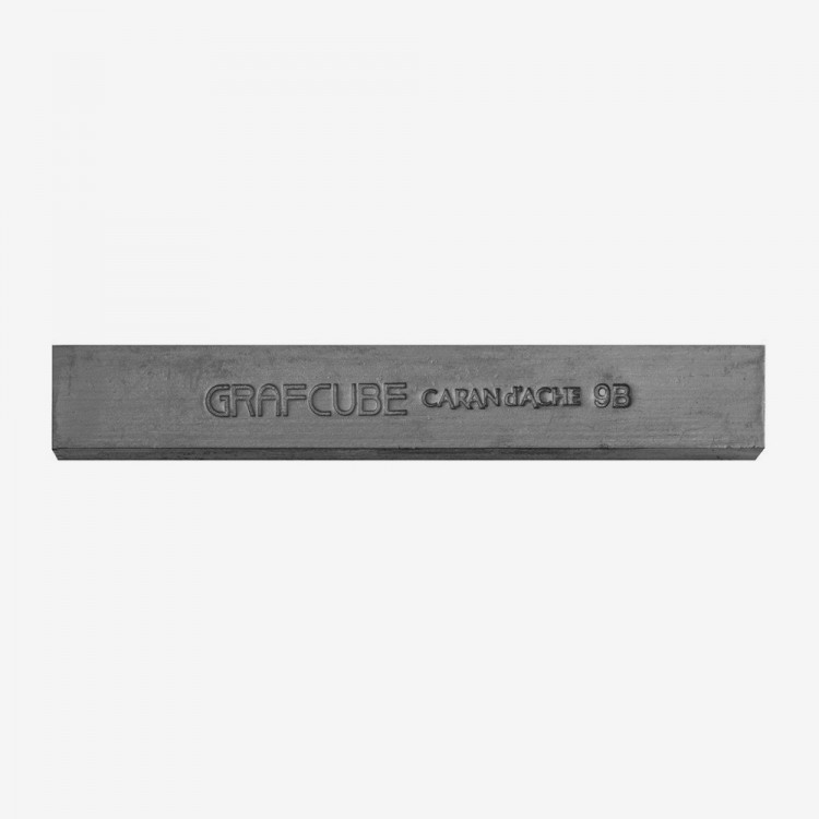 Caran d'Ache : Grafcube : Graphite Sticks