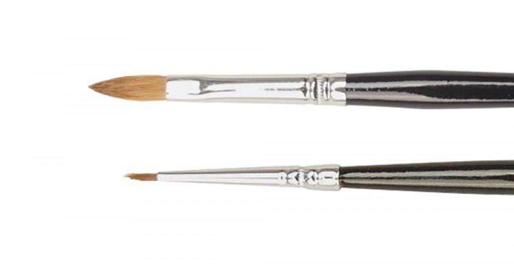 Handover : Kolinsky Sable Artists' Brushes : 101 / 103