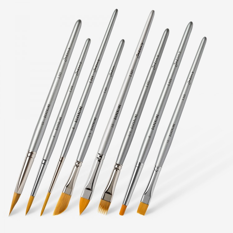Jackson's : Silverline Watercolour Brushes