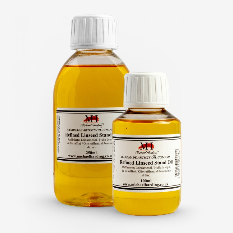 Michael Harding : Refined Linseed Stand Oil