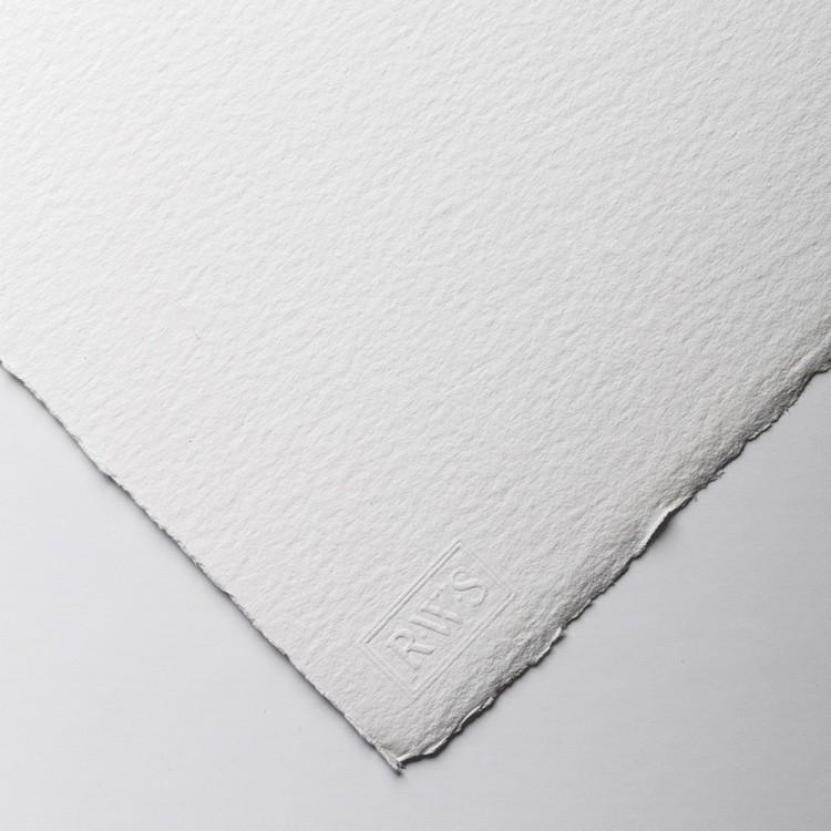 Royal Watercolour Society : Watercolour Paper : Sheets : 56x76cm : Rough