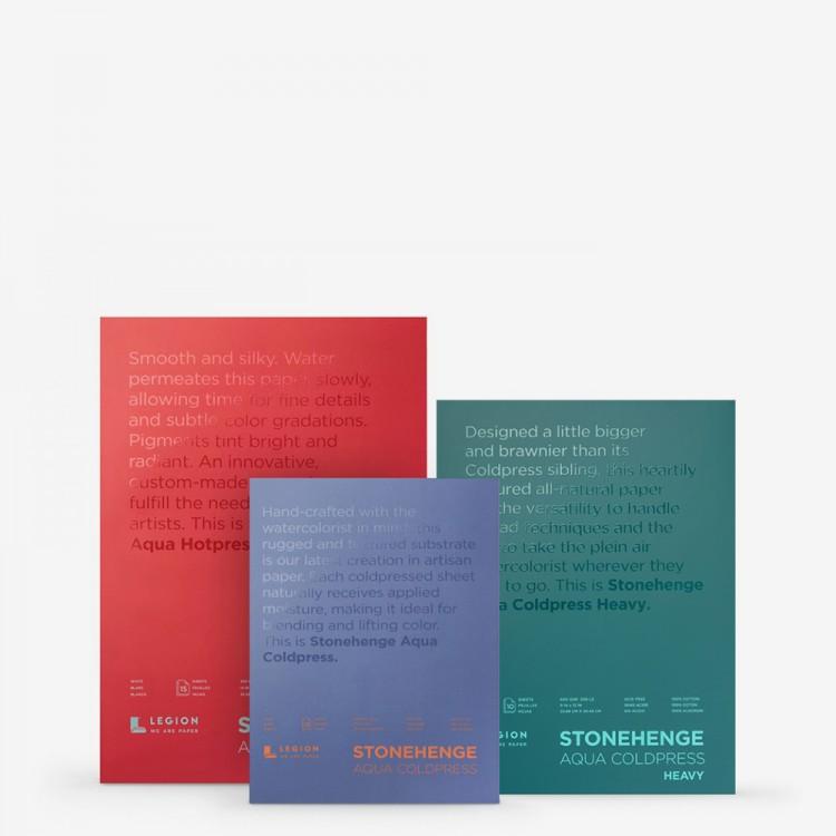 Stonehenge : Aqua Watercolour Paper Blocks