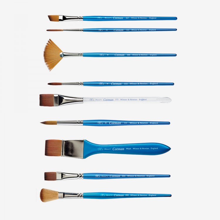 Winsor & Newton : Cotman Brushes