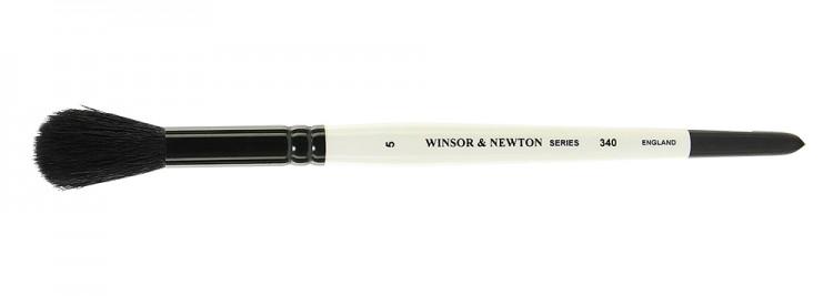Winsor & Newton : Pony & Goat Hair Wash Brushes