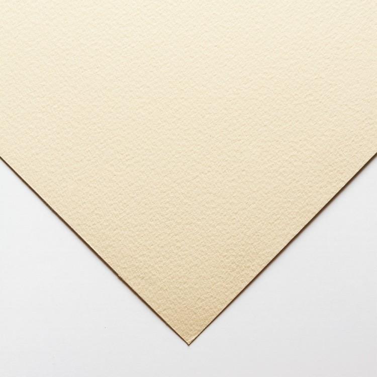 Bockingford : Tinted Cream : 140lb : 300gsm : 22x30in : 1 Sheet : Not