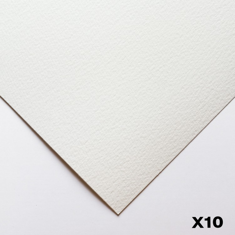 Bockingford : 140lb : 300gsm : 22x30in : 10 Sheets : Rough