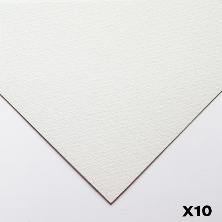 Bockingford : 250lb : 22x30in : 10 Sheets : Not