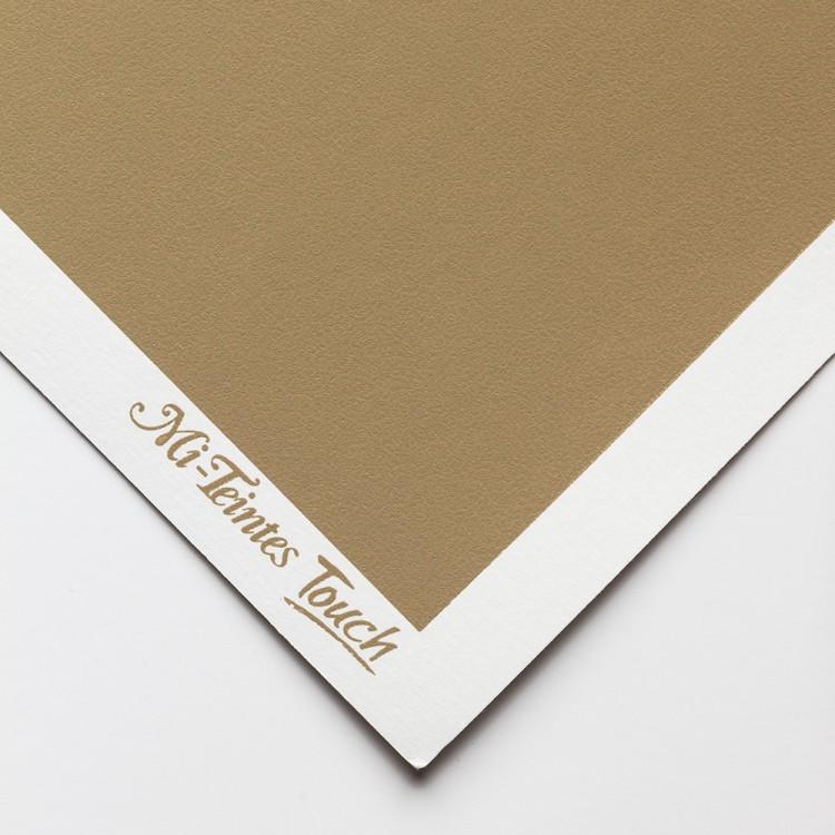 Canson : Mi-Teintes : Touch Pastel : Paper : 335gsm : 50x65cm : 336 : Sand