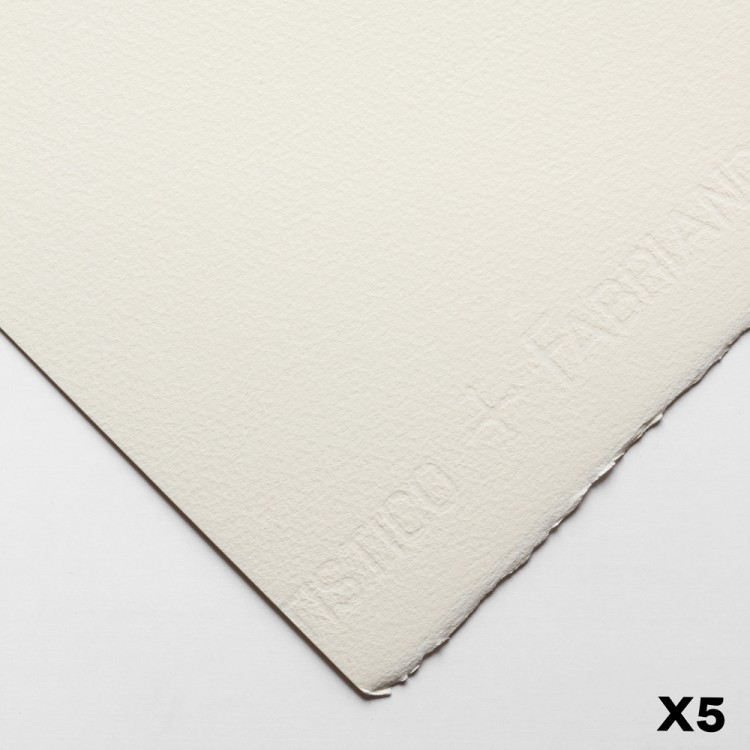 Fabriano : Artistico : 300gsm : 22x30in : 5 Sheets : Traditional : Not