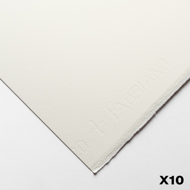 Fabriano : Artistico : 640gsm : 22x30in : 10 Sheets : Traditional : HP