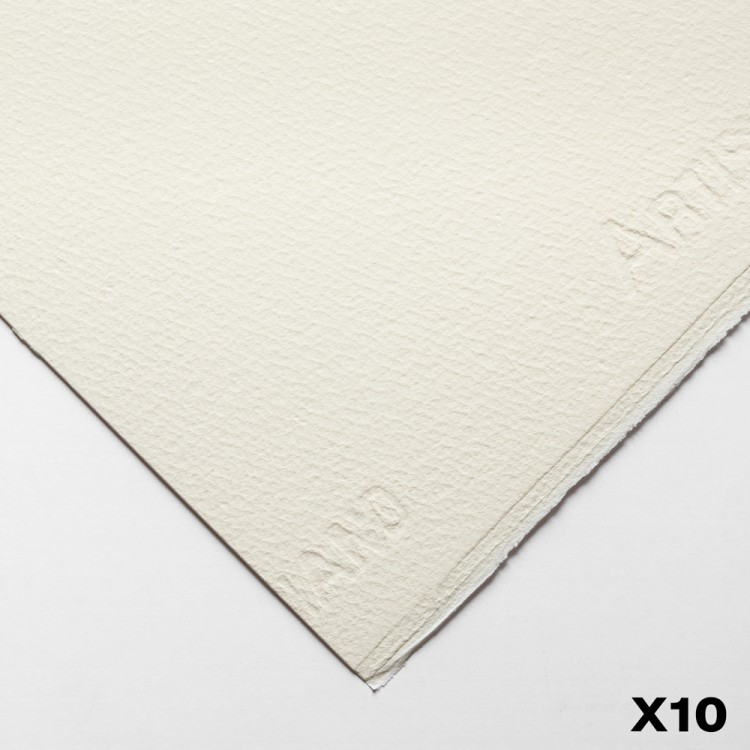 Fabriano : Artistico : 300lb : 640gsm : 22x30in : 10 Sheets : Traditional : Not