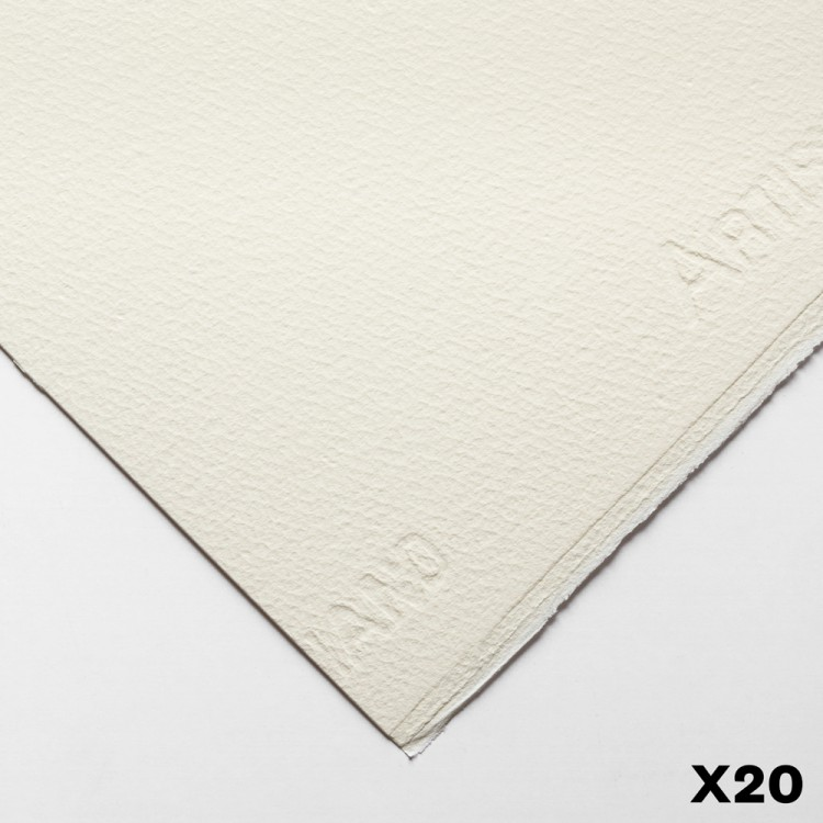 Fabriano : Artistico : 640gsm : 22x30in : 20 Sheets : Traditional : Not