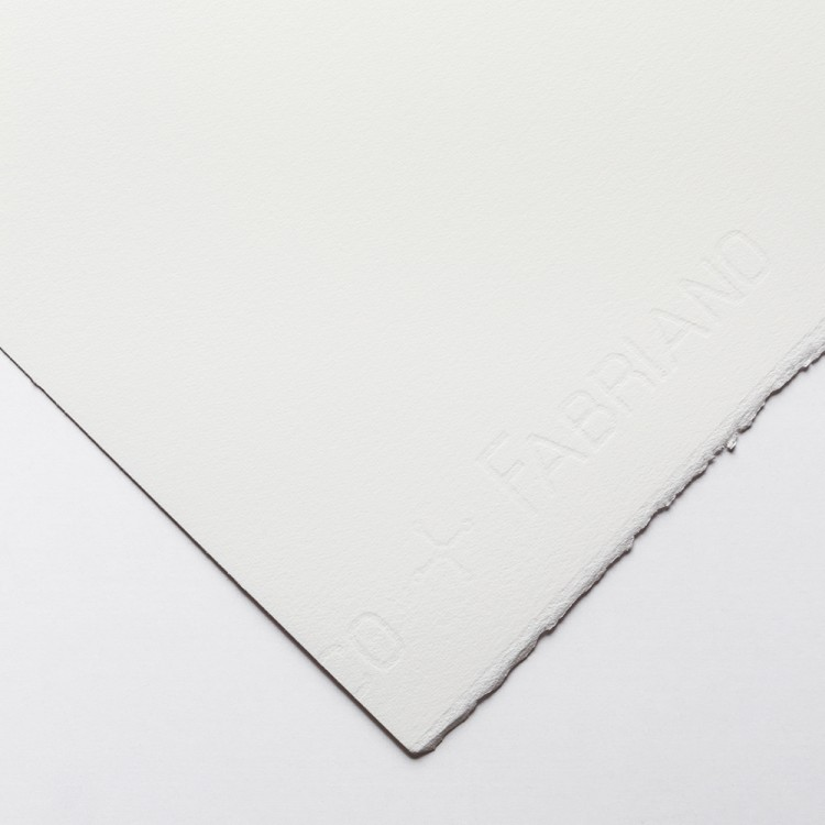 Fabriano : Artistico : 640gsm : 22x30in : 1 Sheet : Extra White : HP