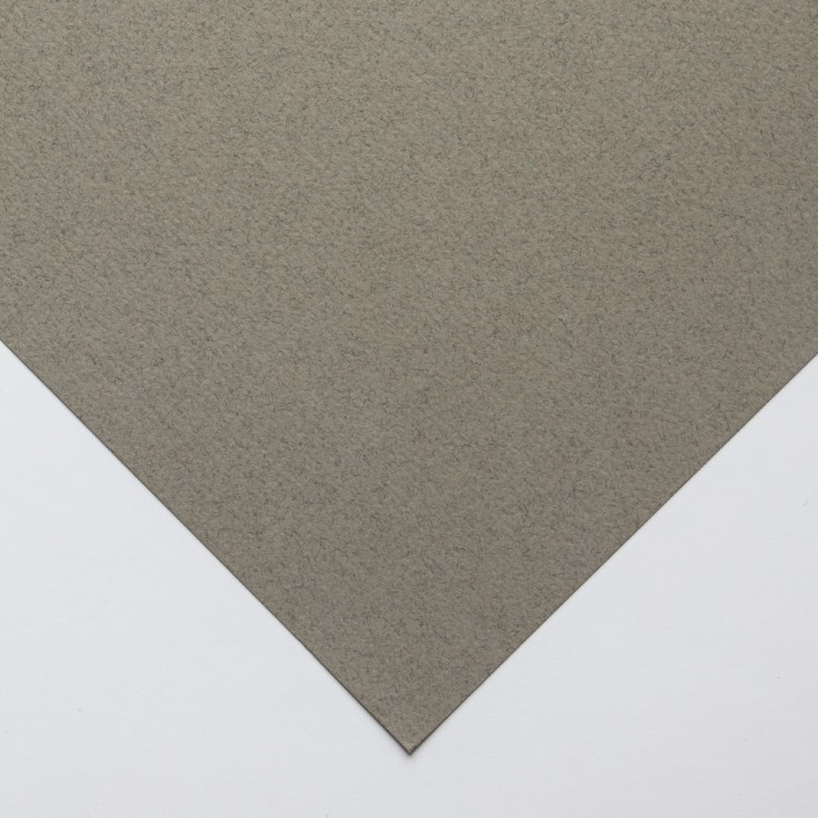 Hahnemuhle : LanaColours : Pastel Paper : 50x65cm : Single Sheet : Steel Grey