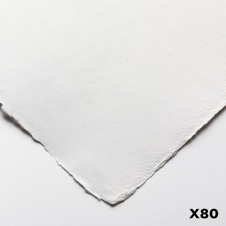 Jackson's : Eco Paper : Smooth / Medium : 140lb : 11x15in : 80 Quarter Sheets