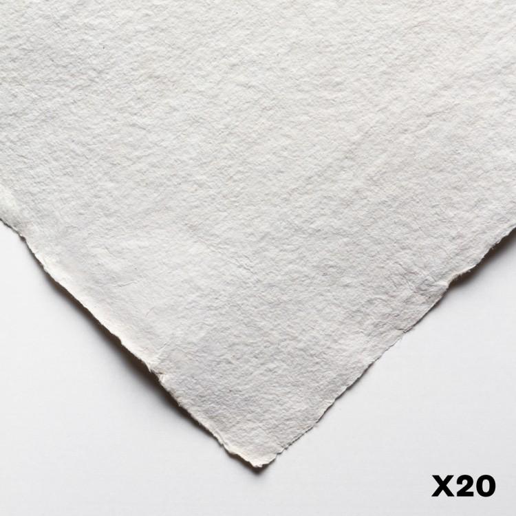 Jackson's : Eco Paper : Medium Rough : 200lb : 15x22in : 20 Half Sheets