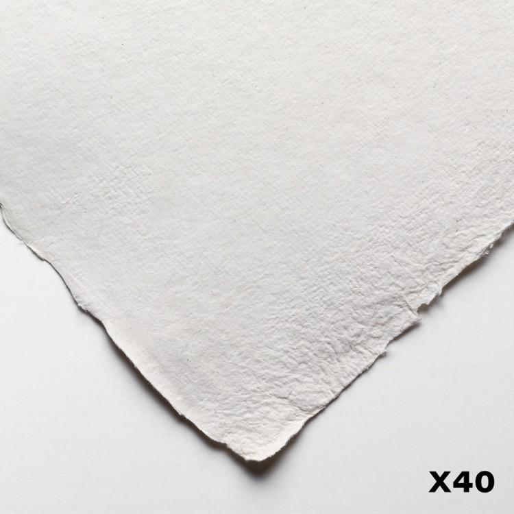 Jackson's : Eco Paper : Smooth / Medium : 200lb : 15x22in : 40 Half Sheets
