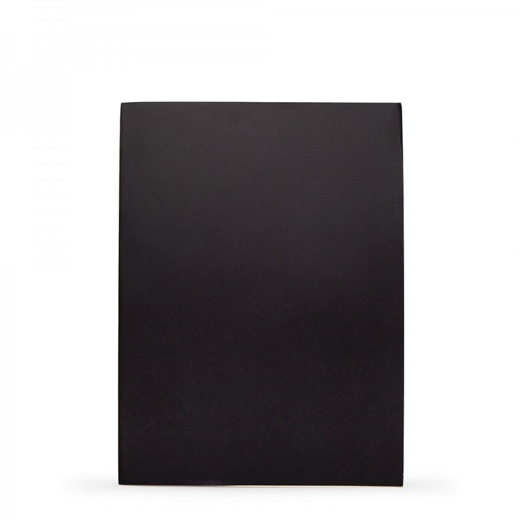 Saunders Waterford : 200lb Not Pad 11x15in 25s Black Cover