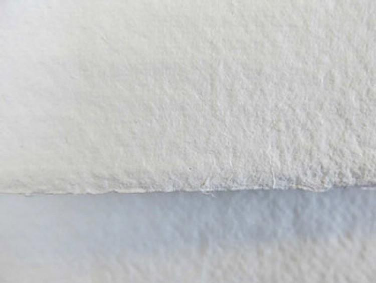 Khadi Double Elephant Paper 320gsm : Rough : 70x100cm : 20 Sheets