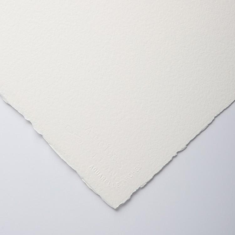 Arches : Aquarelle : 300lb : 640gsm : 22x30in : 56X76cm : 10 Sheets : Rough
