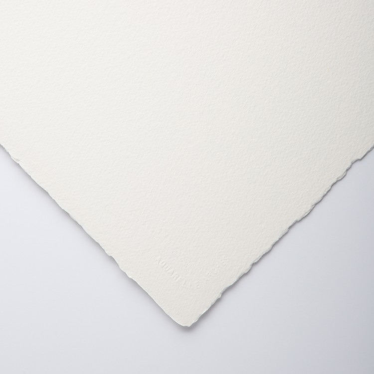 Arches : Aquarelle : 400lb : 850gsm : 22x30in : 56X76cm : 1 Sheet : Rough
