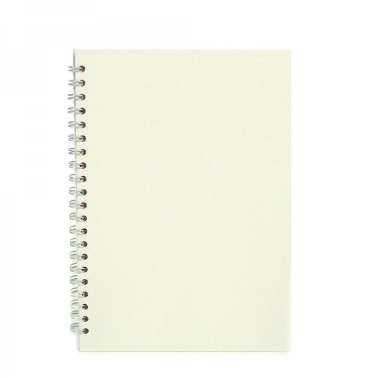 Pink Pig : Sketchbook : 150gsm : A4 : Ivory Cover : Portrait