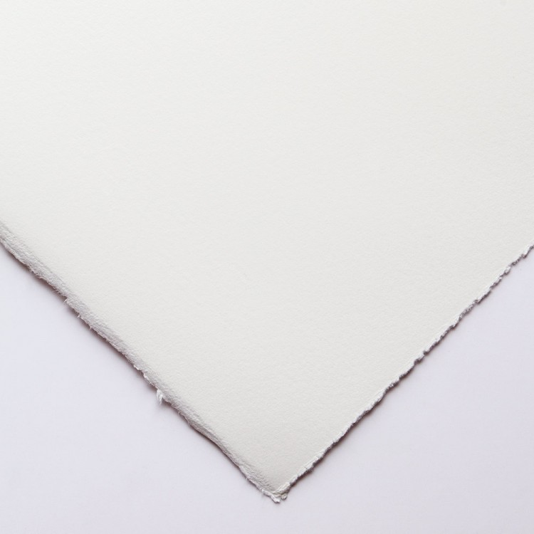 Somerset : Printmaking Paper : 56x76cm : 300gsm : White : Satin