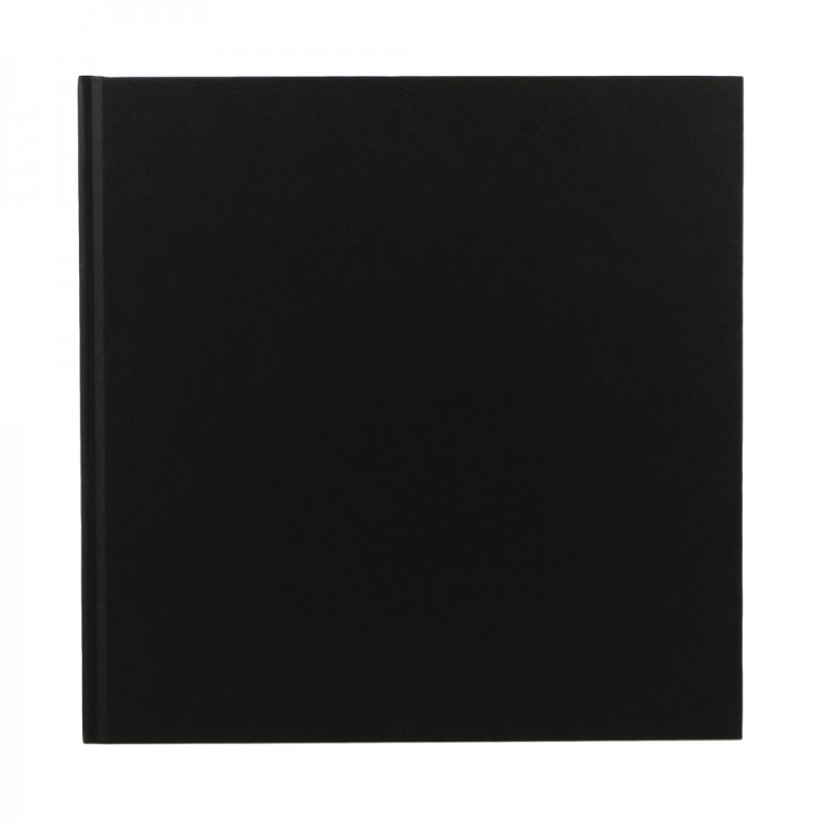 Seawhite : Cloth Bound Sketchbook 140gsm : 19x19cm