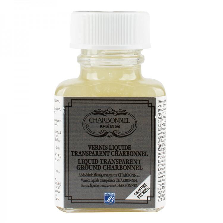 Charbonnel : Liquid Transparent Ground : 75 ml
