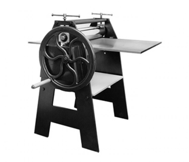 AE Presses: Etching Press: Plank Size 48 x 29 inches Floor Mounting