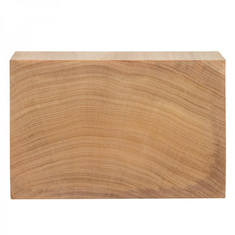JAS : Lemonwood : Engraving Block : 5x6.5cm