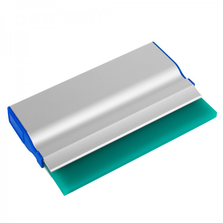 Jackson's : Aluminium Squeegee holder with square cut blade : 9 inches