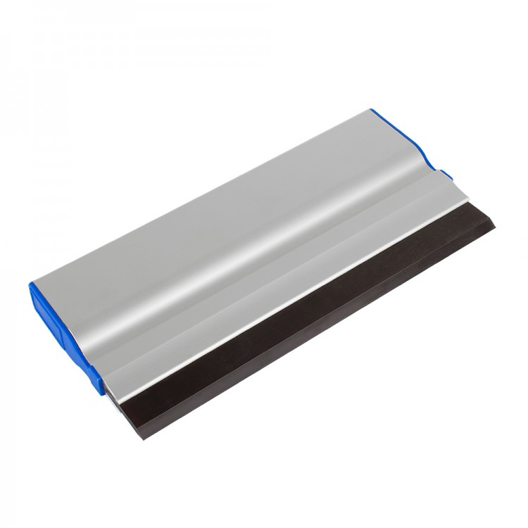 Jackson's : Aluminium Squeegee holder with V cut blade : 12 inches