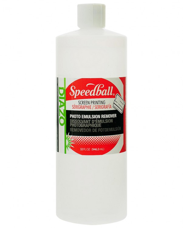 Speedball : DIAZO Photo Emulsion Remover : 32oz
