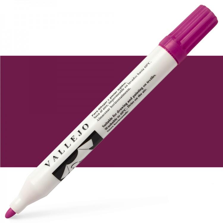 Vallejo : Textile Marker : 1mm Felt Tip : Violet
