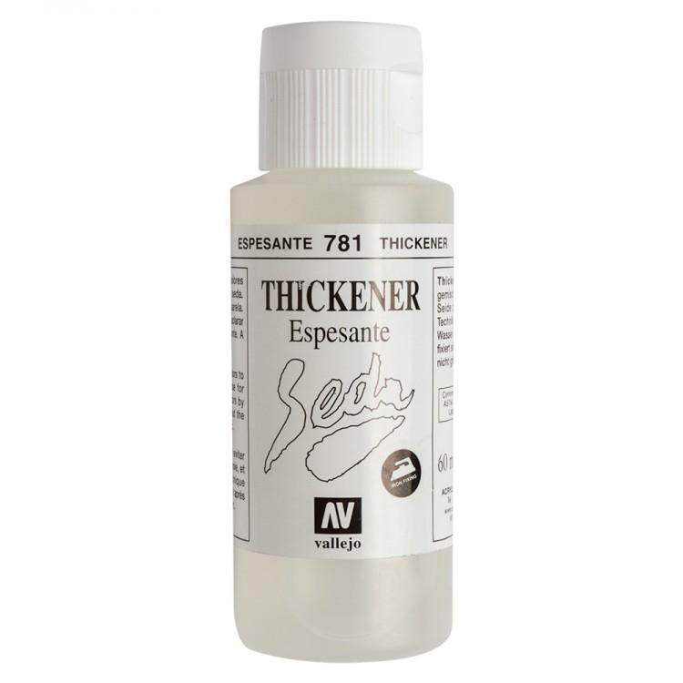 Vallejo : Silk Paint : 60ml : Thickener