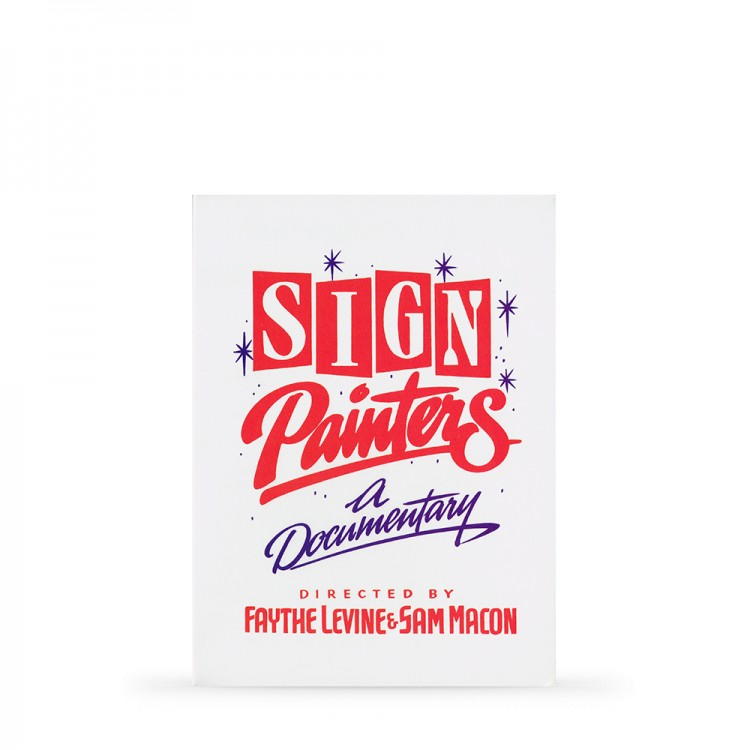 Bond : DVD : Sign Painters - A Documentary