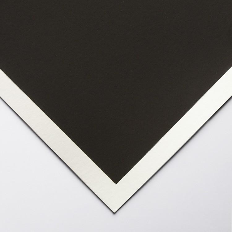 Art Spectrum : Colourfix Original : Pastel Paper : 50x70cm : Deep Black