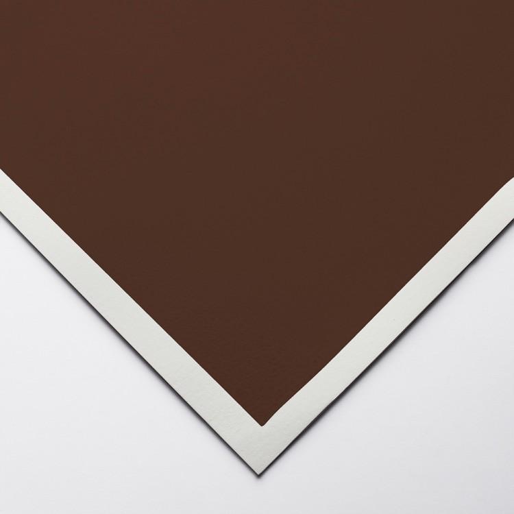 Art Spectrum : ColourFix Pastel Paper : 50x70cm : Burnt Umber